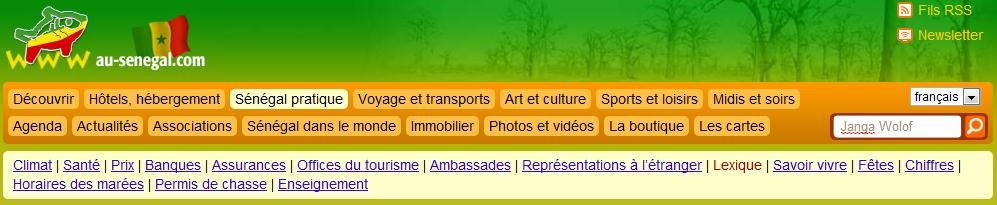 logiciel traduction francais wolof